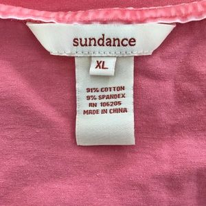 Sundance Tops - Sundance V-Neck Ruched T-Shirt